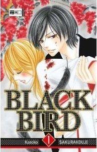 Black Bird édition Allemande