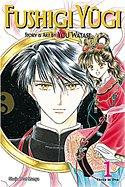 couverture, jaquette Fushigi Yûgi 1 Américaine VIZBIG Edition (Viz media)