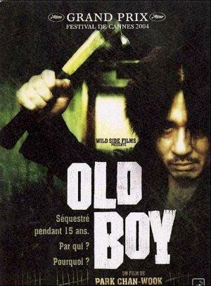 Old Boy édition Simple