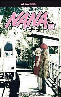 Nana édition Espagnole