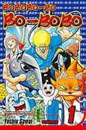 Bobobo-Bo Bo-Bobo édition Américaine