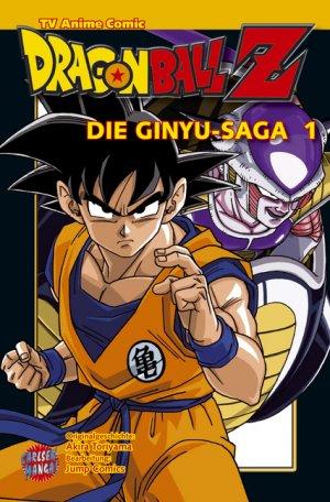 Dragon Ball Z - 2ème partie : Le Super Saïen/Le Commando Ginyu édition Allemande