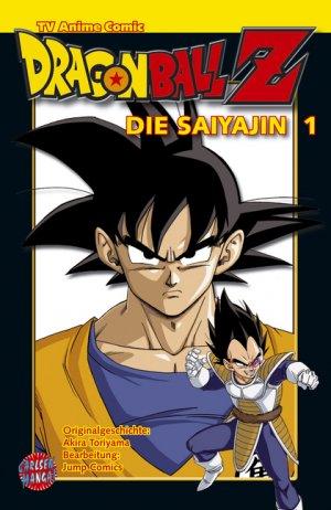 Dragon Ball Z - 1ère partie : Les Saïyens édition Allemande