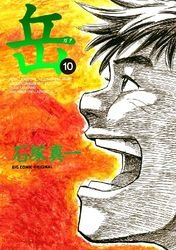 couverture, jaquette Vertical 10  (Shogakukan)