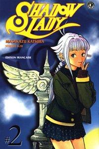 couverture, jaquette Shadow Lady 2 Première édition (Tonkam)