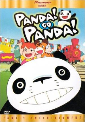 couverture, jaquette Panda ! Go Panda ! 1  (Editeur FR inconnu (Manga)) Film