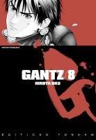 Gantz T.8