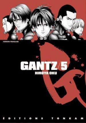Gantz T.5