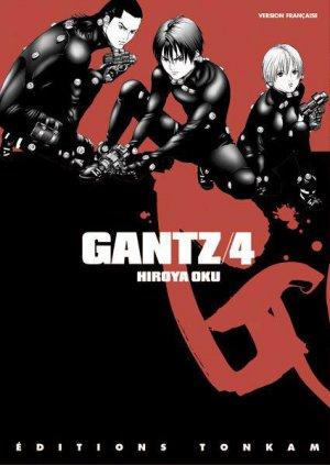 Gantz T.4