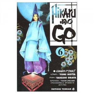Hikaru No Go T.6