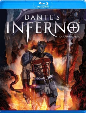 Dante's Inferno édition Blu-ray Américain