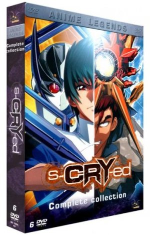 Scryed édition Anime Legends