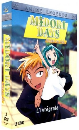 Midori Days édition Anime Legends