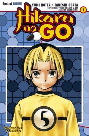 Hikaru No Go édition Allemande