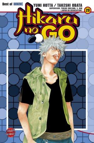 Hikaru No Go 20