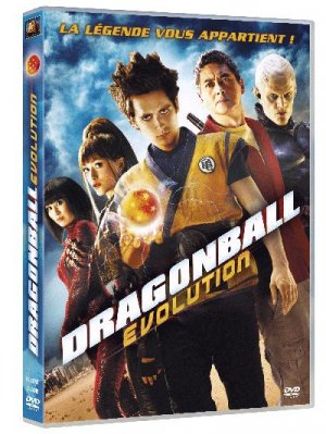 Dragon Ball Evolution #1