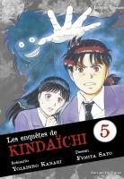 Les Enquêtes de Kindaïchi T.5
