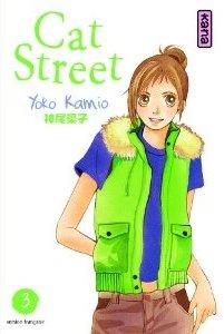 couverture, jaquette Cat Street 3  (kana)