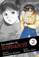 couverture, jaquette Les Enquêtes de Kindaïchi 3  (Tonkam) Manga