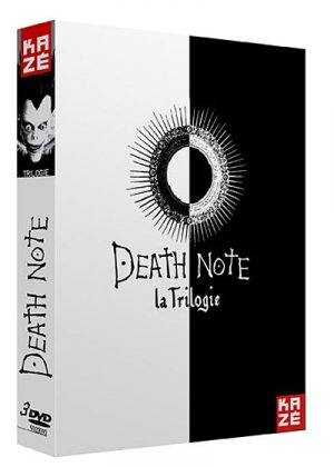 Death Note - La Trilogie