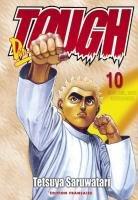 couverture, jaquette Tough - Dur à cuire 10  (Tonkam)