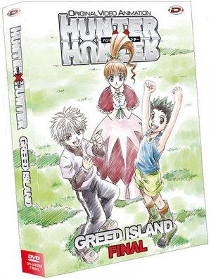 Hunter X Hunter - Greed Island Final édition simple