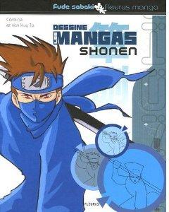 Dessine les mangas édition Simple