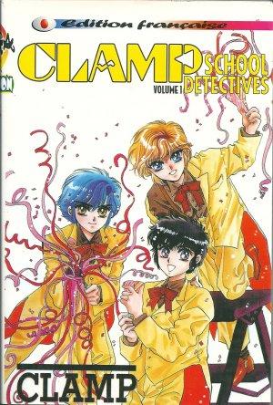 Clamp School Détectives édition 1ère édition