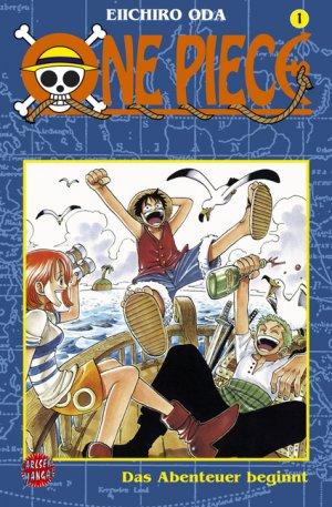 One Piece édition Allemande