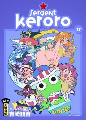 Sergent Keroro # 17