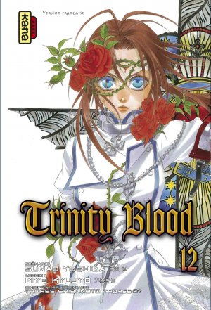 couverture, jaquette Trinity Blood 12  (kana) Manga