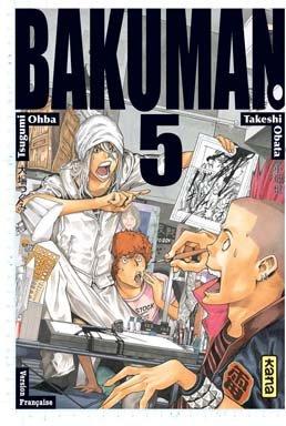 Bakuman T.5