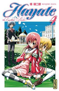 Hayate the Combat Butler # 4