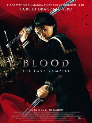 Blood The Last Vampire #1