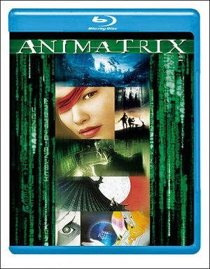 Animatrix (the) édition Blu-Ray