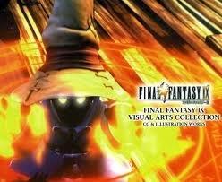 Final Fantasy IX Visual Arts Collection édition simple