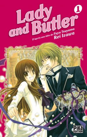Lady and Butler # 1