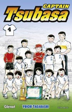 couverture, jaquette Captain Tsubasa 4 Réédition Française (Glénat Manga)