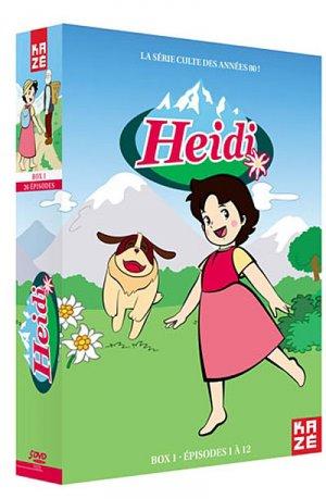 Heidi édition DVD