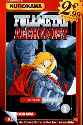 Fullmetal Alchemist édition Anniversaire