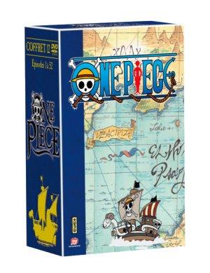 One Piece édition Coffret Noël 2010