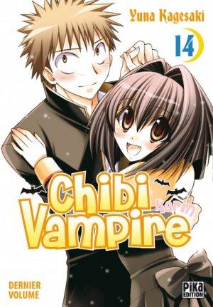 Chibi Vampire - Karin T.14