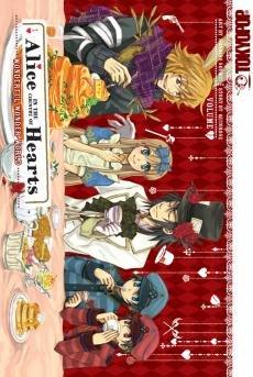 couverture, jaquette Alice au Royaume de Coeur 2 Américaine (Tokyopop) Manga