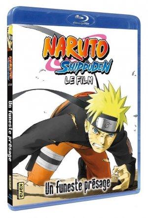 Naruto Shippûden film 1 - Un Funeste Présage édition Blu-Ray