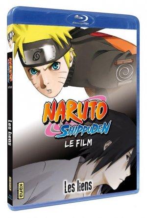 Naruto Shippûden film 2 - Les Liens édition Blu-Ray