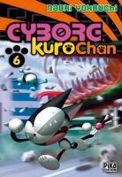 couverture, jaquette Cyborg Kurochan 6  (Pika)