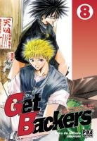 couverture, jaquette Get Backers 8  (Pika) Manga