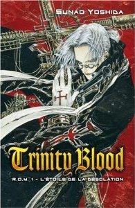 Trinity blood édition Simple