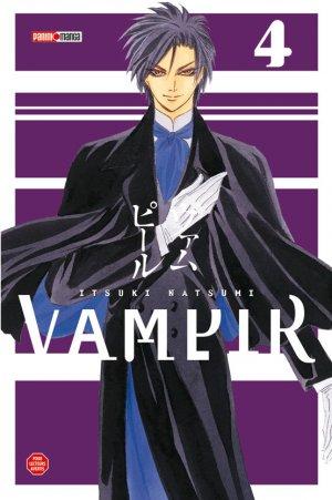 couverture, jaquette Vampir 4  (Panini manga) Manga