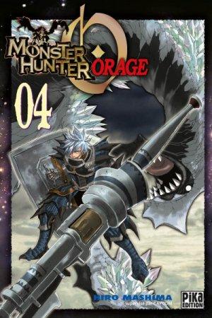 Monster Hunter Orage T.4
